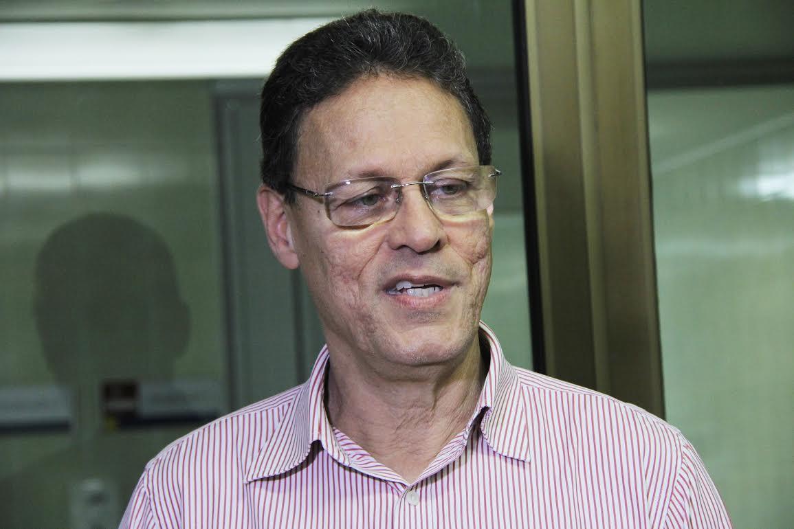 Diretor do São Julião acredita que até janeiro o hospital estará habilitado. Foto: Edemir Rodrigues.
