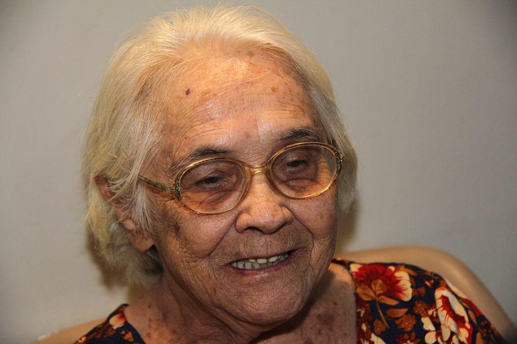 andir Oliveira dos Santos, 81 anos, aguardava há 3 anos para fazer uma cirurgia no quadril. procedimento será feito no Hospital do pênfigo pela Caravana