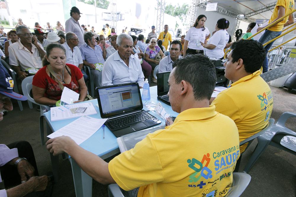 Atendimentos percorreram 11 microrregiões de MS/ Foto: Chico Ribeiro