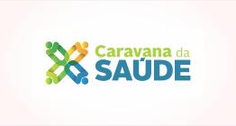 Site Caravana da Saúde